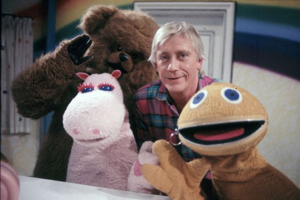 Geoffrey Hayes on Death League