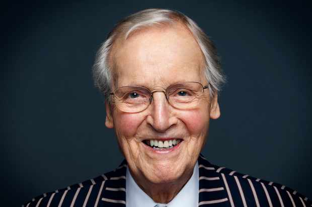 Nicholas Parsons on Death League