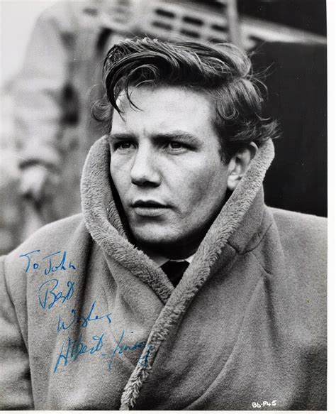 Albert Finney on Death League