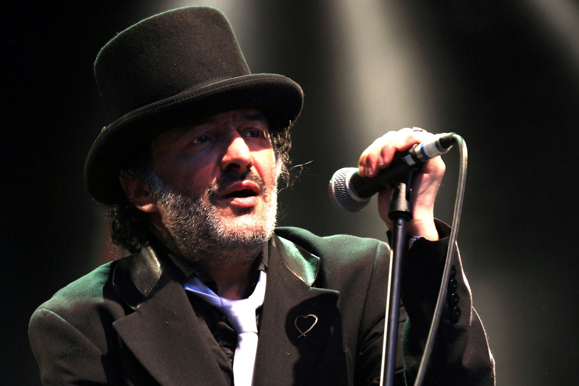Rachid Taha on Death League